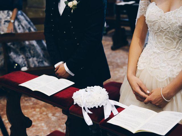 Il matrimonio di Tina e Andrea a Rio Saliceto, Reggio Emilia 61