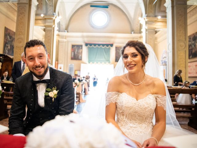 Il matrimonio di Tina e Andrea a Rio Saliceto, Reggio Emilia 65