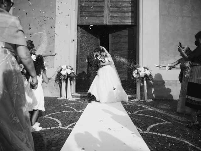 Il matrimonio di Tina e Andrea a Rio Saliceto, Reggio Emilia 66