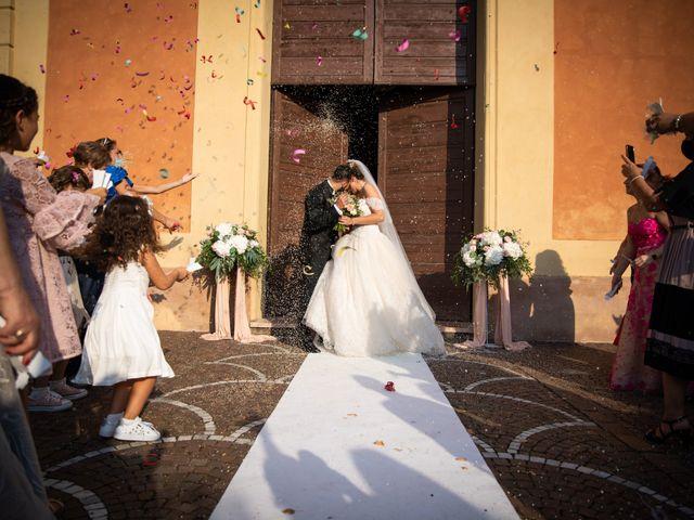 Il matrimonio di Tina e Andrea a Rio Saliceto, Reggio Emilia 67