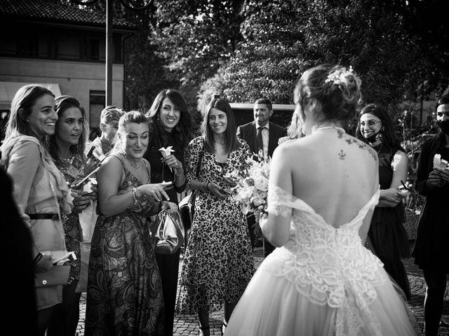 Il matrimonio di Tina e Andrea a Rio Saliceto, Reggio Emilia 69