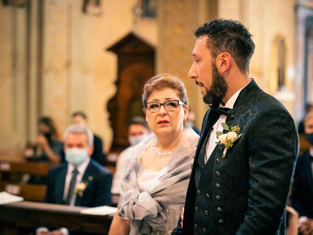 Il matrimonio di Tina e Andrea a Rio Saliceto, Reggio Emilia 72