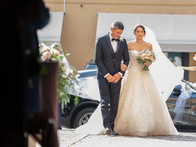 Il matrimonio di Tina e Andrea a Rio Saliceto, Reggio Emilia 73