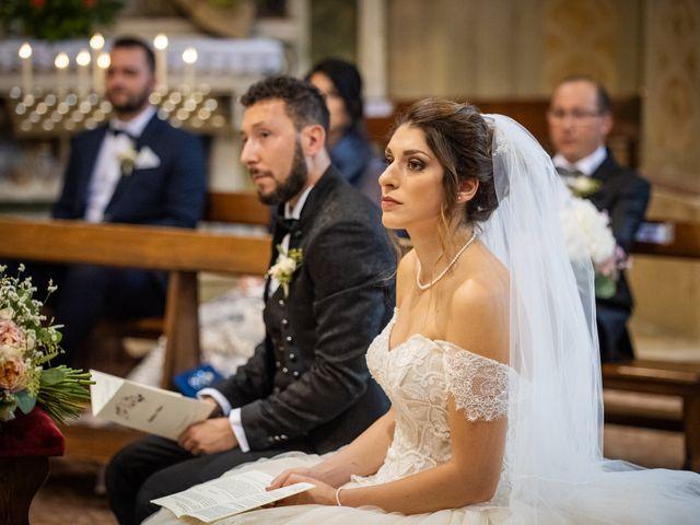 Il matrimonio di Tina e Andrea a Rio Saliceto, Reggio Emilia 76