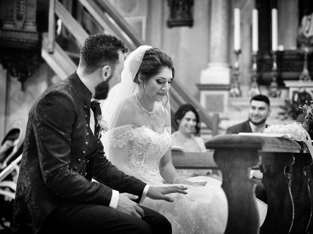 Il matrimonio di Tina e Andrea a Rio Saliceto, Reggio Emilia 77
