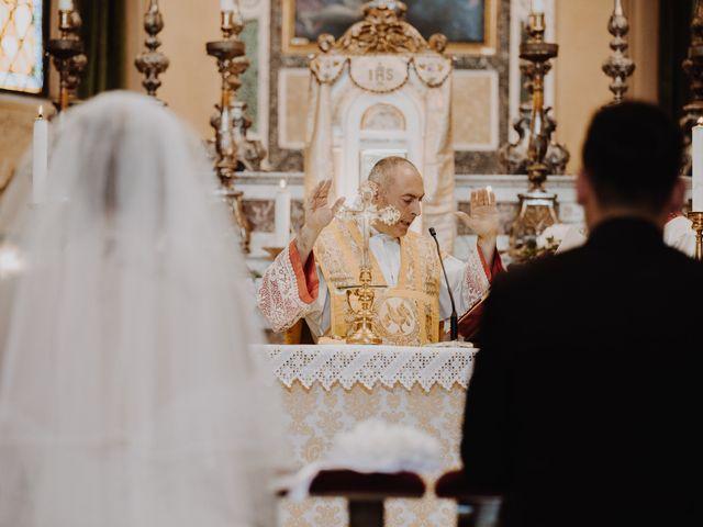 Il matrimonio di Tina e Andrea a Rio Saliceto, Reggio Emilia 79