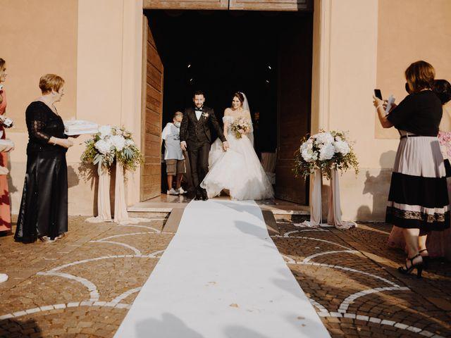 Il matrimonio di Tina e Andrea a Rio Saliceto, Reggio Emilia 82