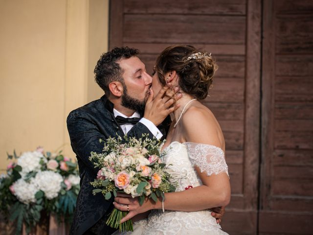 Il matrimonio di Tina e Andrea a Rio Saliceto, Reggio Emilia 83