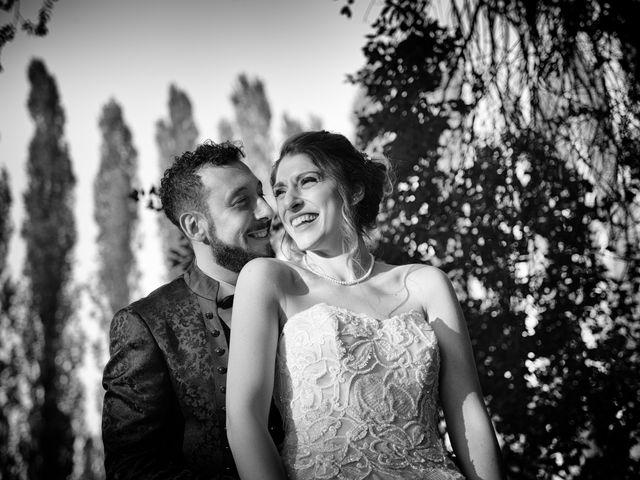 Il matrimonio di Tina e Andrea a Rio Saliceto, Reggio Emilia 85