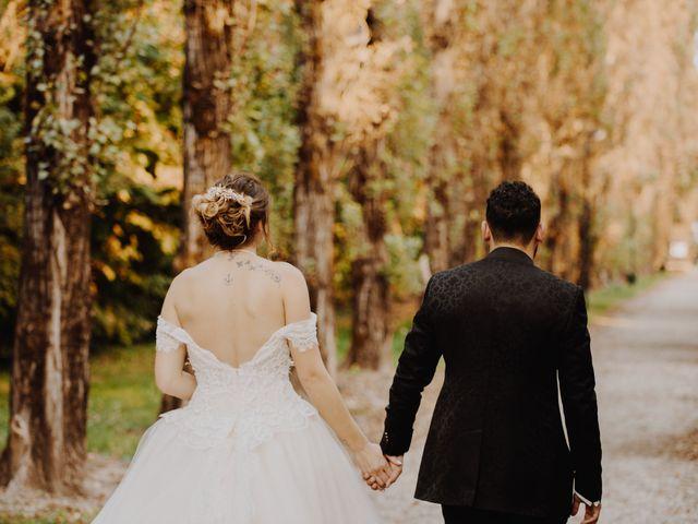 Il matrimonio di Tina e Andrea a Rio Saliceto, Reggio Emilia 89
