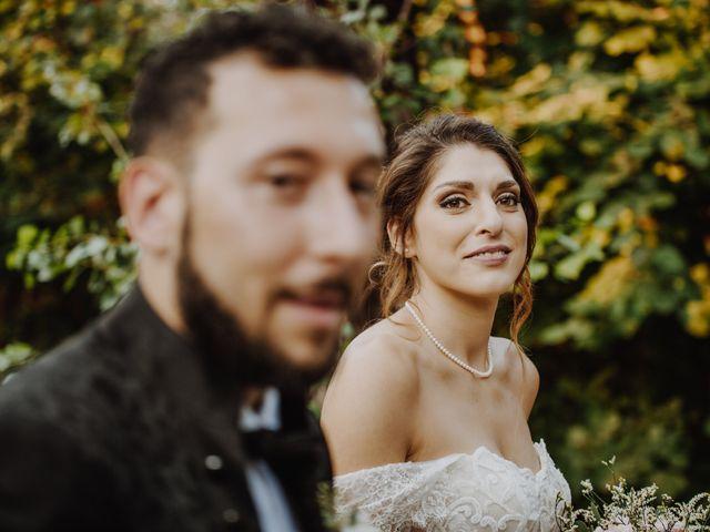 Il matrimonio di Tina e Andrea a Rio Saliceto, Reggio Emilia 91