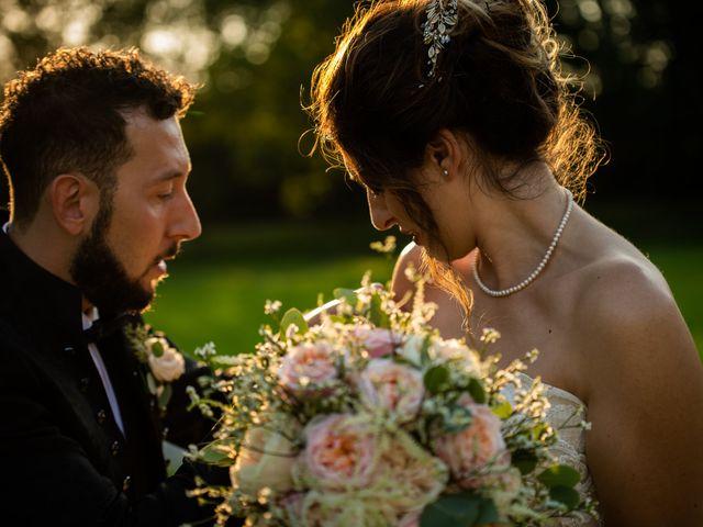 Il matrimonio di Tina e Andrea a Rio Saliceto, Reggio Emilia 93