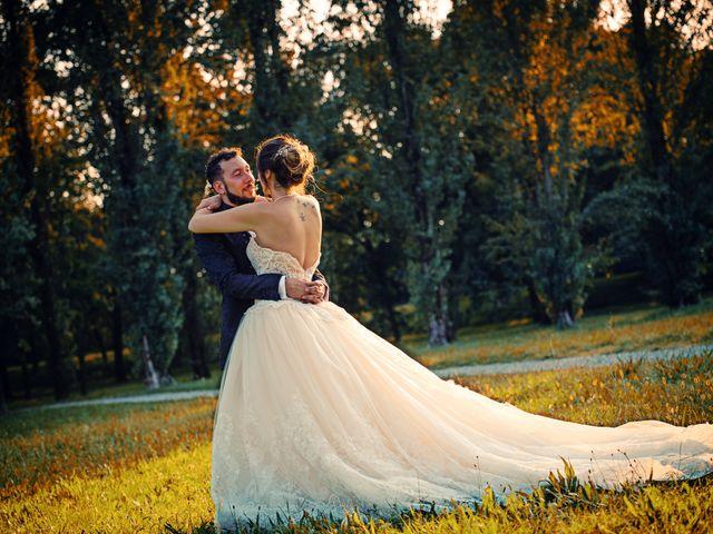Il matrimonio di Tina e Andrea a Rio Saliceto, Reggio Emilia 95