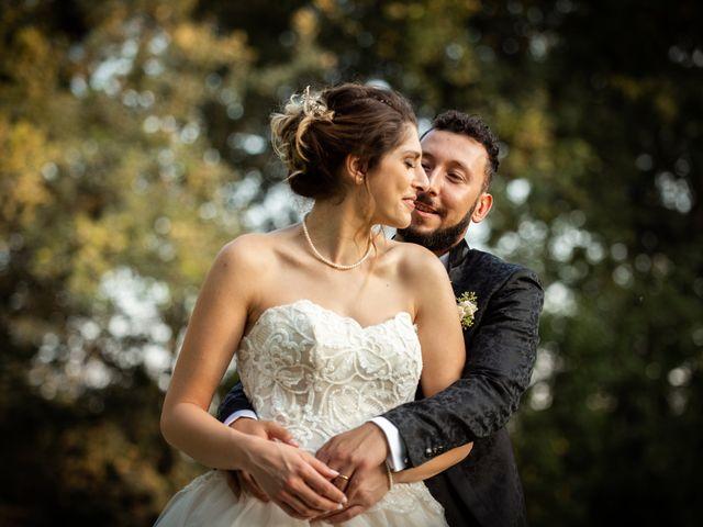 Il matrimonio di Tina e Andrea a Rio Saliceto, Reggio Emilia 98