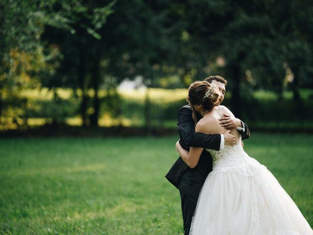 Il matrimonio di Tina e Andrea a Rio Saliceto, Reggio Emilia 100