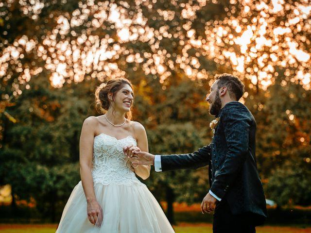 Il matrimonio di Tina e Andrea a Rio Saliceto, Reggio Emilia 102