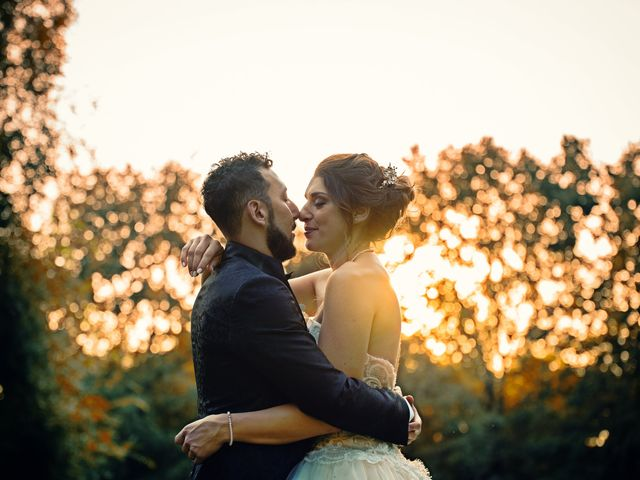 Il matrimonio di Tina e Andrea a Rio Saliceto, Reggio Emilia 104