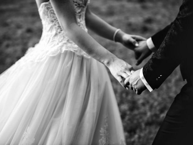 Il matrimonio di Tina e Andrea a Rio Saliceto, Reggio Emilia 2