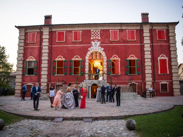 Il matrimonio di Tina e Andrea a Rio Saliceto, Reggio Emilia 108