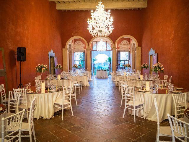 Il matrimonio di Tina e Andrea a Rio Saliceto, Reggio Emilia 109