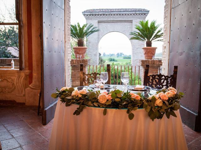 Il matrimonio di Tina e Andrea a Rio Saliceto, Reggio Emilia 110