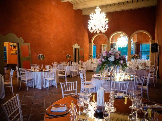 Il matrimonio di Tina e Andrea a Rio Saliceto, Reggio Emilia 111