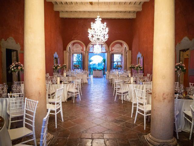 Il matrimonio di Tina e Andrea a Rio Saliceto, Reggio Emilia 112