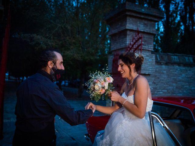 Il matrimonio di Tina e Andrea a Rio Saliceto, Reggio Emilia 114
