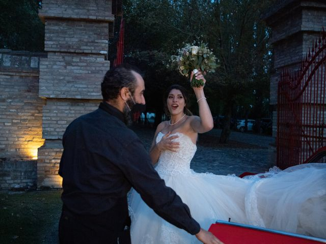 Il matrimonio di Tina e Andrea a Rio Saliceto, Reggio Emilia 115