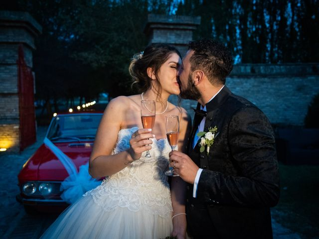 Il matrimonio di Tina e Andrea a Rio Saliceto, Reggio Emilia 117