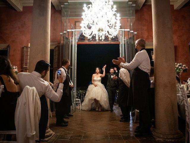 Il matrimonio di Tina e Andrea a Rio Saliceto, Reggio Emilia 120