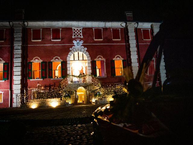 Il matrimonio di Tina e Andrea a Rio Saliceto, Reggio Emilia 123