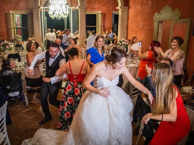 Il matrimonio di Tina e Andrea a Rio Saliceto, Reggio Emilia 126
