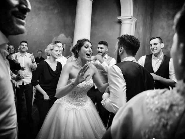 Il matrimonio di Tina e Andrea a Rio Saliceto, Reggio Emilia 129
