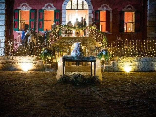 Il matrimonio di Tina e Andrea a Rio Saliceto, Reggio Emilia 134