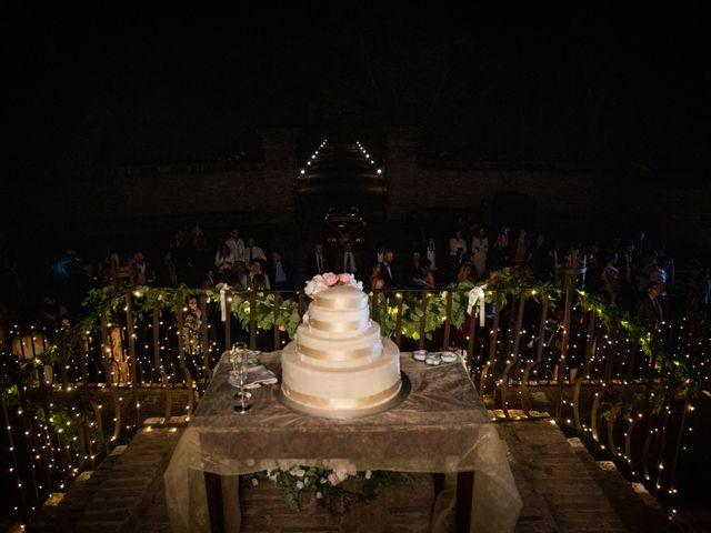 Il matrimonio di Tina e Andrea a Rio Saliceto, Reggio Emilia 135