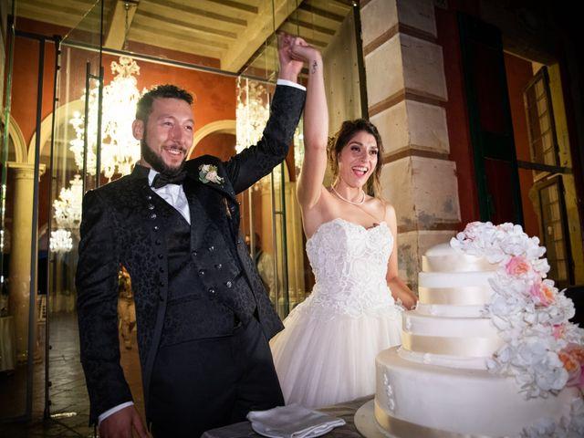 Il matrimonio di Tina e Andrea a Rio Saliceto, Reggio Emilia 136