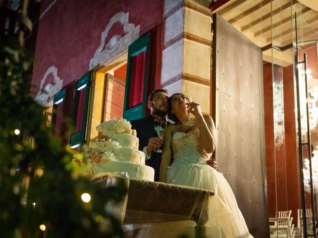Il matrimonio di Tina e Andrea a Rio Saliceto, Reggio Emilia 141