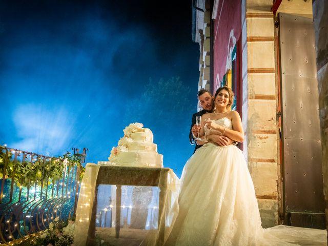Il matrimonio di Tina e Andrea a Rio Saliceto, Reggio Emilia 145