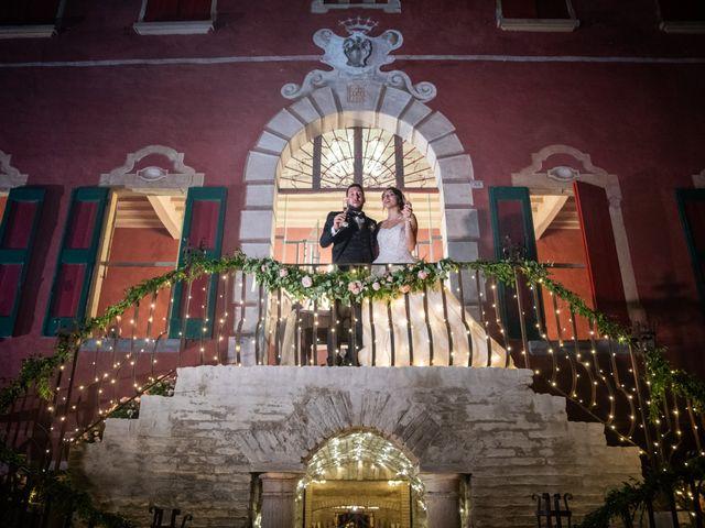 Il matrimonio di Tina e Andrea a Rio Saliceto, Reggio Emilia 146