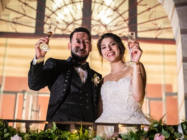 Il matrimonio di Tina e Andrea a Rio Saliceto, Reggio Emilia 147