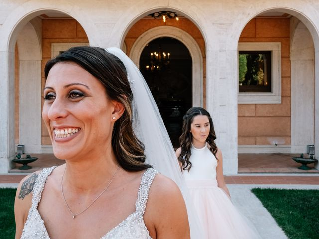 Il matrimonio di Alessio e Sabrina a Città della Pieve, Perugia 17