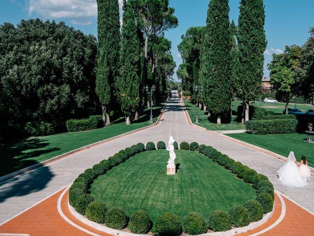 Il matrimonio di Alessio e Sabrina a Città della Pieve, Perugia 18