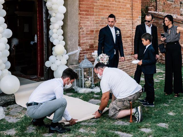 Il matrimonio di Alessio e Sabrina a Città della Pieve, Perugia 19