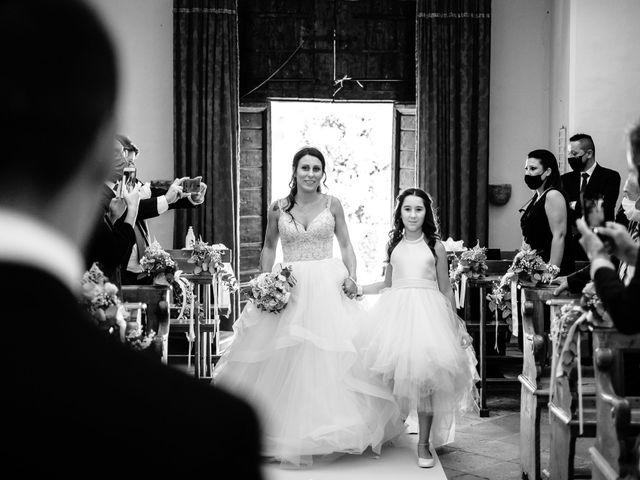 Il matrimonio di Alessio e Sabrina a Città della Pieve, Perugia 21