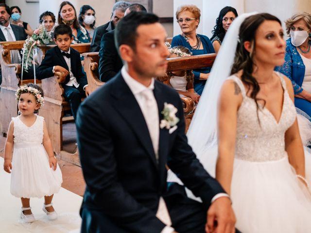 Il matrimonio di Alessio e Sabrina a Città della Pieve, Perugia 22