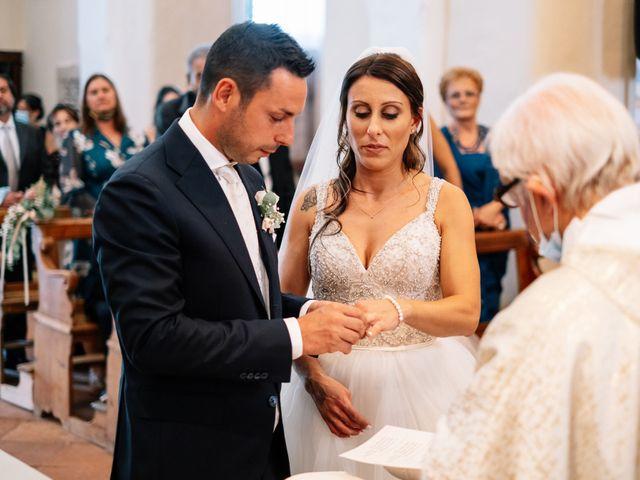 Il matrimonio di Alessio e Sabrina a Città della Pieve, Perugia 24