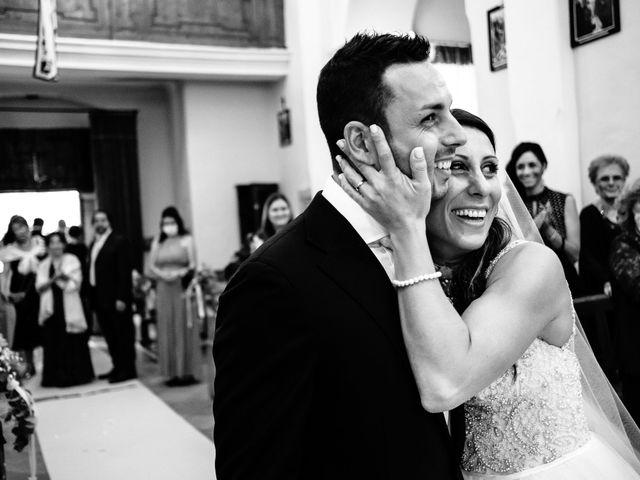 Il matrimonio di Alessio e Sabrina a Città della Pieve, Perugia 26