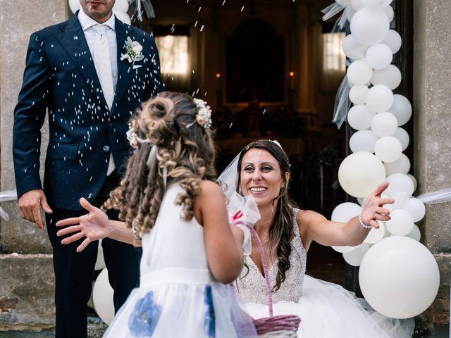 Il matrimonio di Alessio e Sabrina a Città della Pieve, Perugia 29