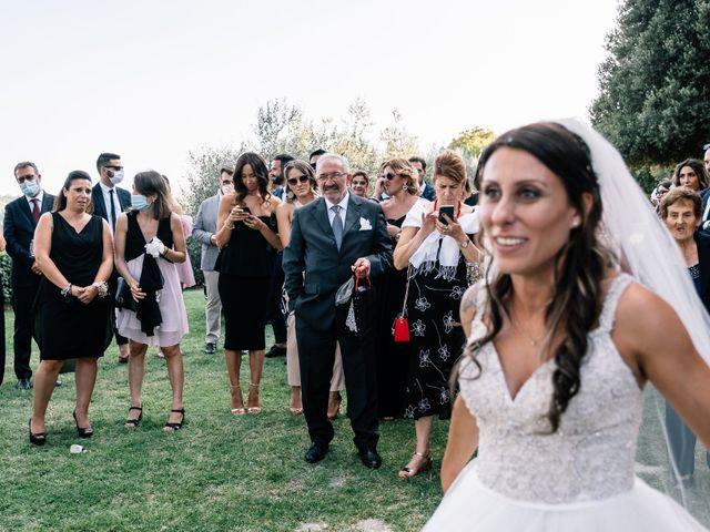 Il matrimonio di Alessio e Sabrina a Città della Pieve, Perugia 30